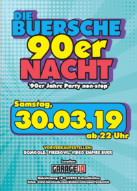 G 10 - Die neue Party in Buer